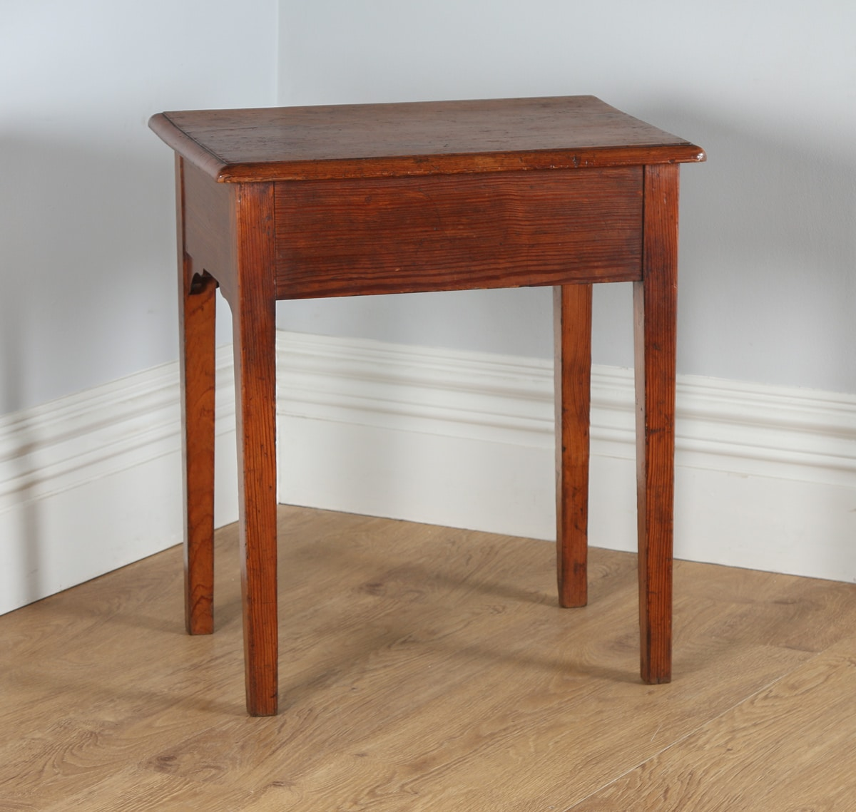 Victorian Antique Pine Kitchen Table