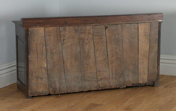 Antique Welsh Machynlleth Georgian Low Dresser Base (Circa 1740) - yolagray.com