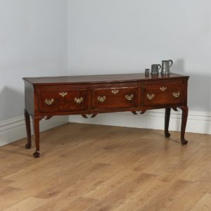 Antique Georgian Shropshire Joined Low Dresser Base (Circa 1770) - yolagray.com