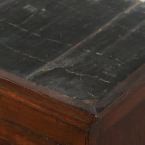 Antique Georgian English Oak Housekeepers Hanging Press Cupboard (Circa 1780)