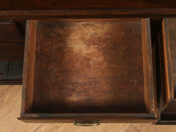Antique Welsh Georgian Oak Dresser Base & Rack Sideboard Cupboard (Circa 1Antique Welsh Georgian Oak Dresser Base & Rack Sideboard Cupboard (Circa 1800) - yolagray.com