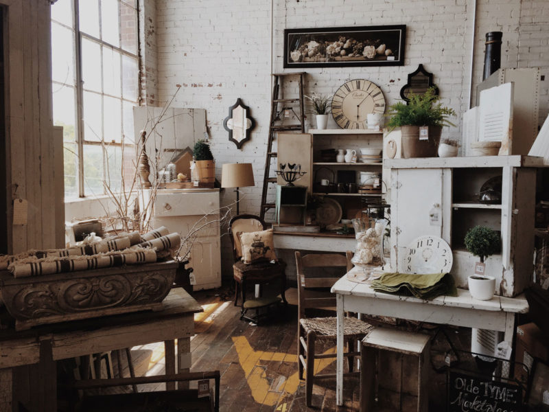 Millennials are turning to antique furniture - here's why - yolagray.com