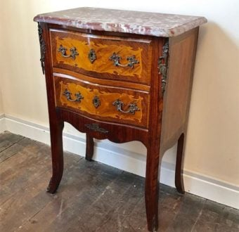 Yola Gray Antiques, Commode