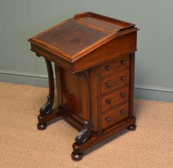 Yola Gray Antiques, Davenport Antique Style