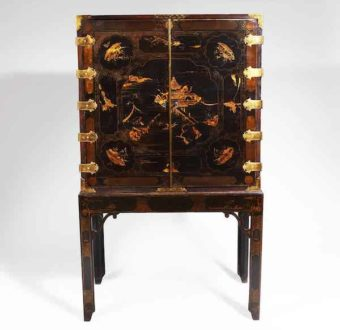Yola Gray Antiques, Japanning Antique Style