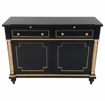 Yola Gray Antiques, Lacquer Antique Style