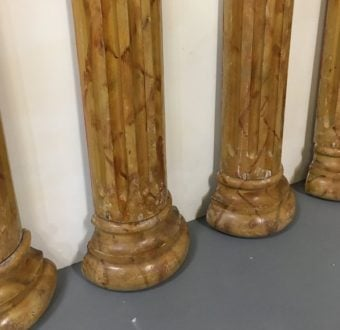 Yola Gray Antiques, Pilaster Antique Style