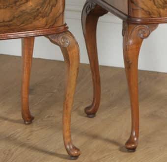 Yola Gray Antiques, Cabriole leg