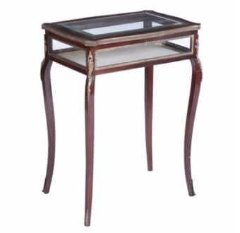 Yola Gray Antique Bijouterie Table Antique
