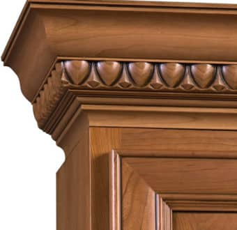 Yola Gray Antiques, Egg-and-dart moulding Antique style